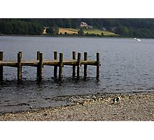 Coniston Water Lake District Photographic Print