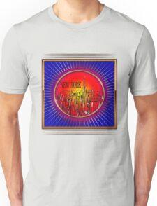 Vintage New York  Unisex T-Shirt