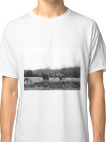 Small Town Drive By Classic T-Shirt