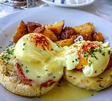 Eggs Benny by Mikell Herrick