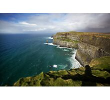 Cliffs of Moher - Ireland Photographic Print