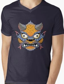Oni Mens V-Neck T-Shirt
