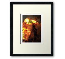 Geronimo (Chiricahua Apache) Framed Print