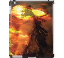 Geronimo (Chiricahua Apache) iPad Case/Skin