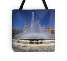 Plaza de Espana - Sevilla Spain Tote Bag