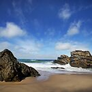 Praia de Adraga - Portugal by mattnnat