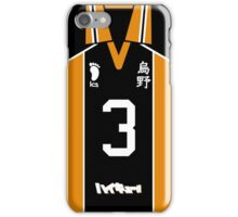 HAIKYUU!! ASAHI AZUMANE JERSEY PHONE CASE KARASUNO ANIME SAMSUNG GALAXY + IPHONE iPhone Case/Skin