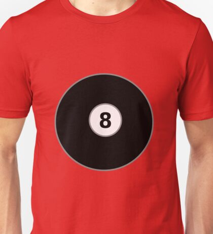 Eight Ball Unisex T-Shirt