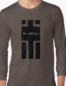 Hearts of Black Science Blocks Logo Long Sleeve T-Shirt