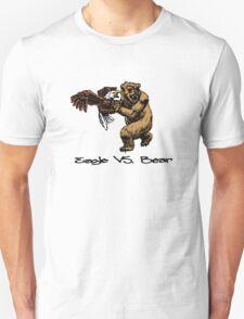 Eagle Vs. Bear Unisex T-Shirt