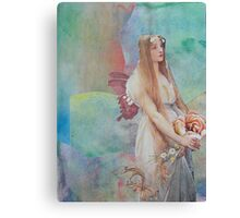 A Ghost of A Memory Canvas Print