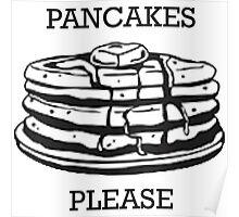 Pancakes Please Poster