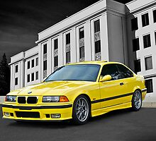 1998 BMW M3 Sports Coupe by DaveKoontz