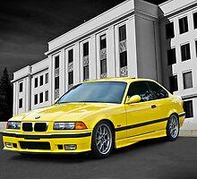 1998 BMW M3 Sports Coupe by DaveKoontz