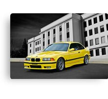 1998 BMW M3 Sports Coupe Canvas Print
