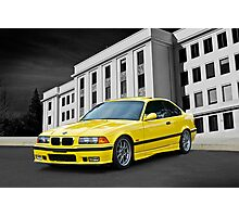1998 BMW M3 Sports Coupe Photographic Print