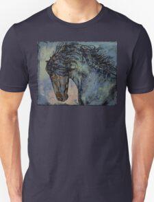 Friesian Stallion Unisex T-Shirt