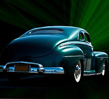 1947 Ford 'OZ' Custom Coupe  aka 'The Wizard' by DaveKoontz