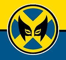 Wolverine Symbol by DEADCuteUK