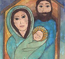 Our Savior's Birth by Crystal Cross
