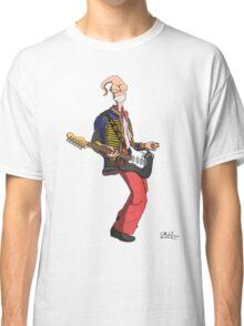 Earthworm Jimi Hendrix Classic T-Shirt