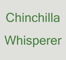 Chinchilla Whisperer by silverdragon