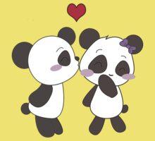 Panda Love Apparel  One Piece - Short Sleeve