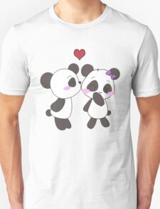 Panda Love Apparel  Unisex T-Shirt