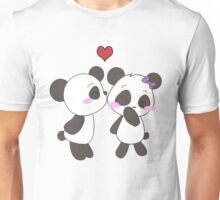 Panda Love Apparel  Unisex T-Shirt
