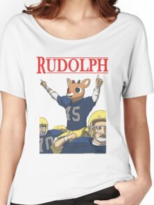 Rudolph Women's Relaxed Fit T-Shirt