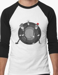The Doctor Who Adventures Men's Baseball ¾ T-Shirt
