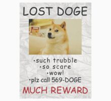 Lost Doge Kids Clothes