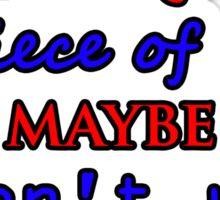 Troye Sivan - Heaven Lyrics Sticker