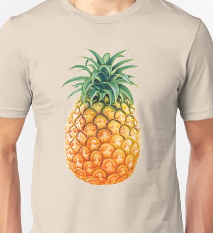 Pineapple Psych Unisex T-Shirt