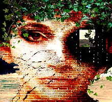 More surrealism, worked on some photographs.. the result by Noel Porter
