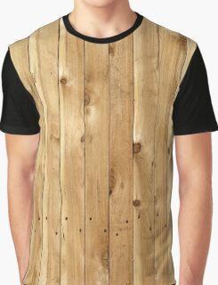 LIGHT WOOD FENCE Graphic T-Shirt