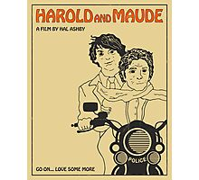 Harold and Maude - Plain Photographic Print