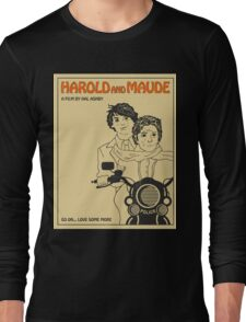 Harold and Maude - Plain Long Sleeve T-Shirt