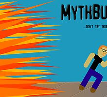 MythBusters Minimalized by jmirvish