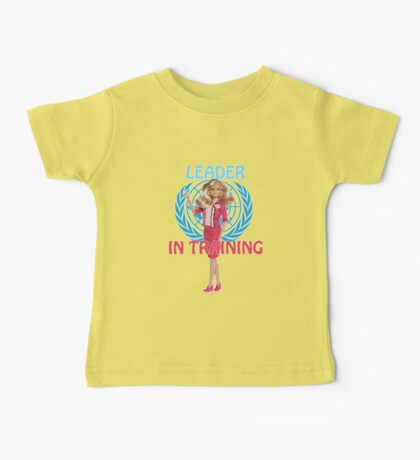 Leader in training Baby Tee