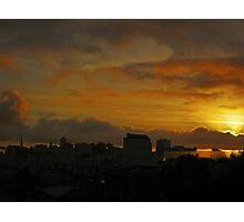 Glorious Sunrise Photographic Print
