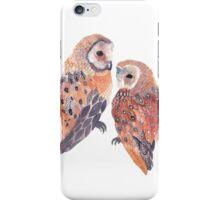 Tumblr Owl iPhone Case/Skin