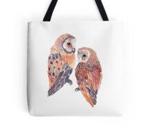 Tumblr Owl Tote Bag