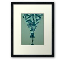 Beams Framed Print