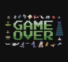 Game over, 80s style. by bellingk