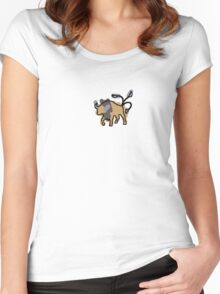 Tauros Women's Fitted Scoop T-Shirt