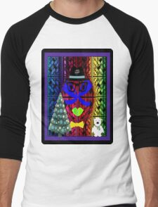 MERRY CHRISTMAS Men's Baseball ¾ T-Shirt