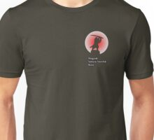Small version - Shogun, Samurai Swords and Ikusa board game. Unisex T-Shirt