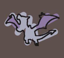 Aerodactyl Baby Tee