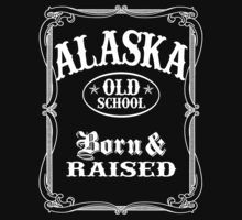 Alaska Old School  by robotface